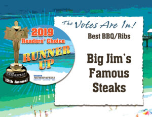 big jims steaks best bbq ribs award